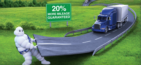 More Bang for Your Buck With the New MICHELIN X LINE Energy Z Tire