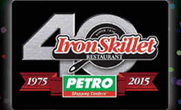 Petro and Iron Skillet Celebrate 40 Years