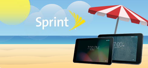 Sprint's Summer of Specials