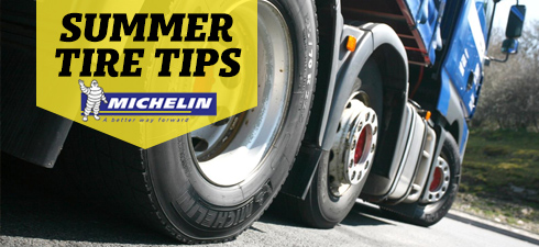 Summer Tire Tips