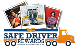 Safe Driver Rewards by Open Road Drivers Plan